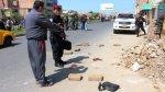 Chiclayo: delincuente murió en enfrentamiento con la policía - Noticias de banda de asaltantes 
