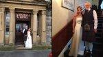 Comunidad ayuda a novia que perdió su vestido durante su viaje - Noticias de matrimonio religioso
