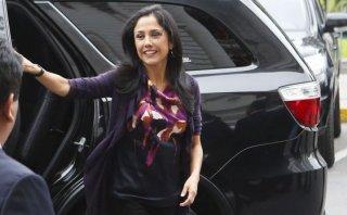 Sala dejó al voto apelación al hábeas corpus de Nadine Heredia
