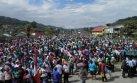 Vraem: cocaleros evalúan marcha de sacrificio a Lima