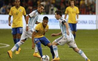 Amistoso Brasil-Argentina se suspendió por escándalo FIFA