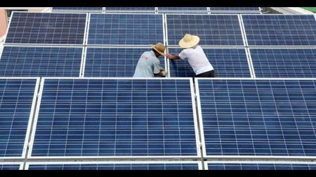 Enel construye Rubí, la mayor planta de energía solar del país