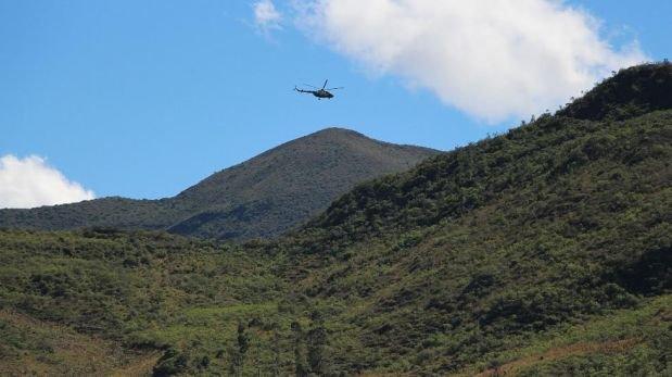 Río Blanco: nuevo equipo de rescate busca a trabajadores