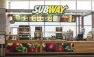 ¿Cuánto cuesta ser parte de la red de Subway en el país?