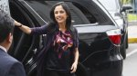 Sala dejó al voto apelación al hábeas corpus de Nadine Heredia - Noticias de empresa palomino