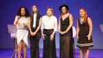 """""""¿Qué me pongo?"""": El look de los famosos en estreno de la obra - Noticias de adriana martinez"""