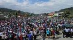 Vraem: cocaleros evalúan marcha de sacrificio a Lima - Noticias de ayna san francisco