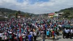 Vraem: cocaleros evalúan marcha de sacrificio a Lima - Noticias de kimbiri