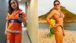 Rita Matos, la barrendera de bella figura que desea ser modelo - Noticias de modelos brasileñas