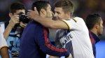 Luis Suárez y Gerrard se reencontraron en amistoso en EE.UU. - Noticias de luis suarez