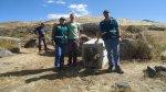 Actor de 'Lost' participó de liberación de cóndor en Huarochirí - Noticias de lost
