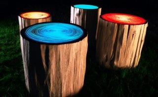 Ilumina tu casa con estos objetos que brillan en la oscuridad