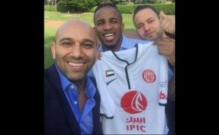 Farfán está en Emiratos Árabes para fichar por el Al-Jazira