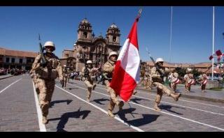 Cusco será resguardado por 2.000 policías en Fiestas Patrias