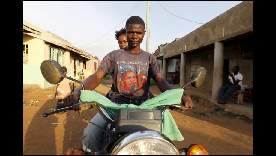 """Así esperan a Barack Obama en Kenia, """"su patria"""""""