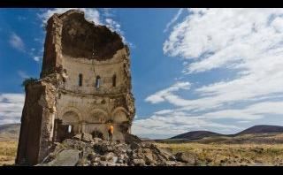 Destino misterioso: conoce este 'pueblo fantasma' de Turquía