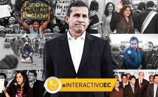 El año de las migrañas para el presidente Ollanta Humala
