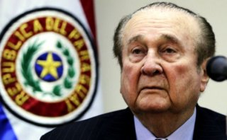 EE.UU. pide extradición de Nicolás Leoz por escándalo FIFA