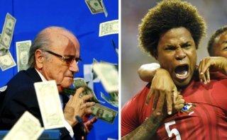 Panamá y los escándalos que mancharon el fútbol en este 2015