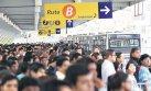 Metropolitano y metro: más del 60% de usuarios satisfechos
