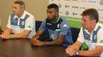 Carlos Ascues fue presentado como refuerzo del Wolfsburg - Noticias de champions league