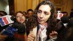 Amiga de Nadine Heredia: Tarjeta de crédito fue riesgo estúpido - Noticias de revista caretas