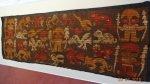 Estos mantos preíncas iban a ser comercializados [FOTOS] - Noticias de cultura lambayeque