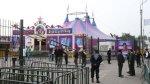 Circo de la Paisana Jacinta reanudó su espectáculo esta noche - Noticias de la paisana jacinta