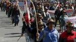 """Líder opositor boliviano: """"Puede que me vean por última vez"""" - Noticias de paro de policías en bolivia"""