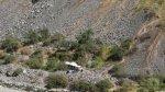 Combi cayó a abismo en Huánuco: hay 5 muertos y 6 heridos - Noticias de ugel santa