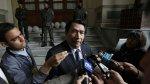 Unión Regional votaría dividida en elección de Mesa Directiva - Noticias de humberto lay