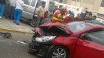 Al menos dos miembros de familia mueren en choque en Los Olivos - Noticias de accidentes de transito