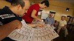 El Reniec pide erradicar corrupción en procesos electorales - Noticias de elecciones municipales 2014