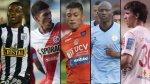 Torneo Apertura: tabla de posiciones y resultados tras fecha 12 - Noticias de sporting cristal