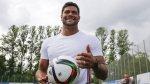Hulk se retira del sorteo de la Eliminatoria Rusia 2018 - Noticias de diego forlán