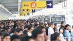 Metropolitano y metro: más del 60% de usuarios satisfechos - Noticias de accidente de bus