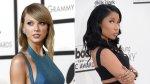 Taylor Swift se disculpa con Nicki Minaj tras pelea en Twitter - Noticias de mtv