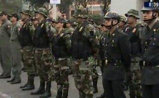 Fiestas Patrias: 20 mil policías vigilarán calles por feriado