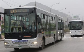 Metropolitano de Lima: hoy habrá menos buses por feriado largo