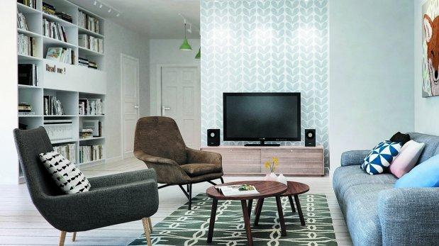 Muebles complementarios: las butacas y mesas para tu sala ...