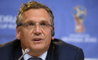 Secretario general de FIFA espera irse con Joseph Blatter