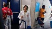 Toronto 2015: Alexandra Grande está en semifinales de Karate
