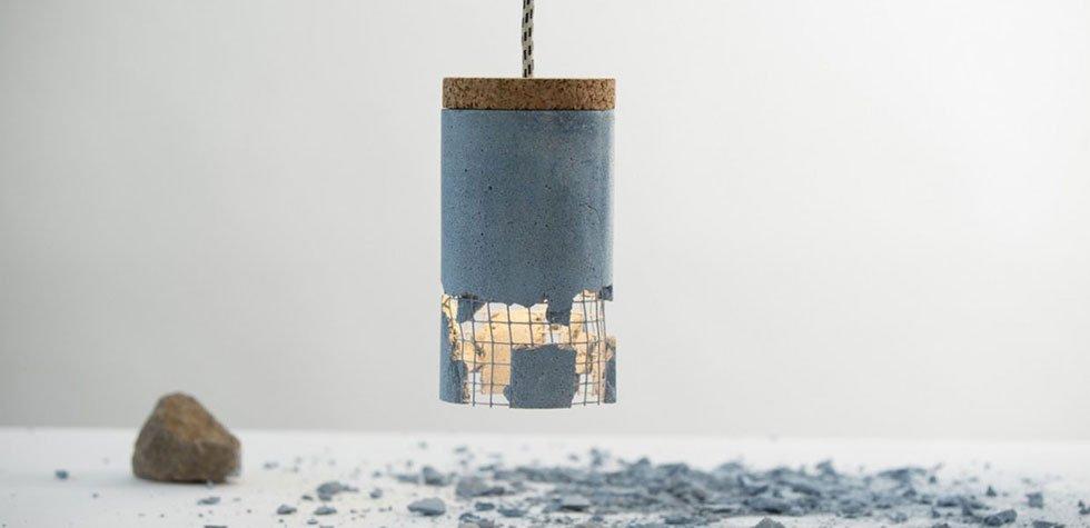 Destruye esta lámpara para regular su intensidad