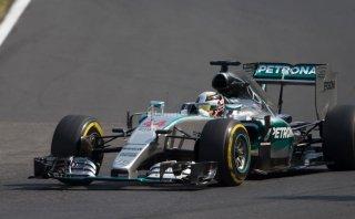 Fórmula 1: Hamilton logra la pole en Hungría