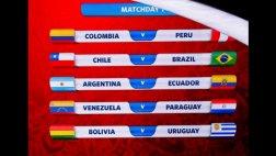 Sorteo Eliminatorias Rusia 2018: mira el fixture completo
