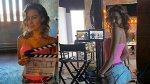 Milett Figueroa inició rodaje de película en Nueva York - Noticias de esto es guerra