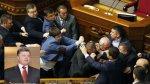 Histórico: Ucrania prohíbe los partidos comunistas en el país - Noticias de alexander turchinov
