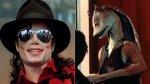 """""""Star Wars"""": Michael Jackson quiso interpretar a Jar Jar Binks - Noticias de wembley"""