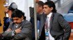 Maradona: ex socio pidió a Justicia lo evalúe psiquiátricamente - Noticias de claudia villafane