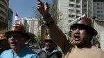 Bolivia: Encarcelan a 4 manifestantes tras protestas mineras - Noticias de huelga